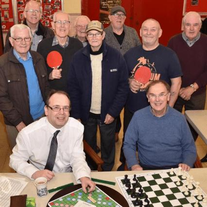 Over 50s Lads Club