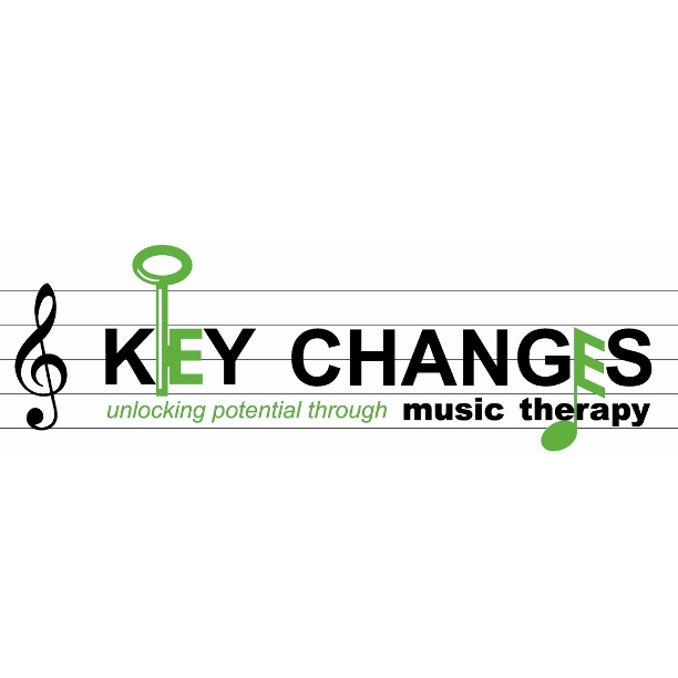 Key Changes Music Therapy cause logo