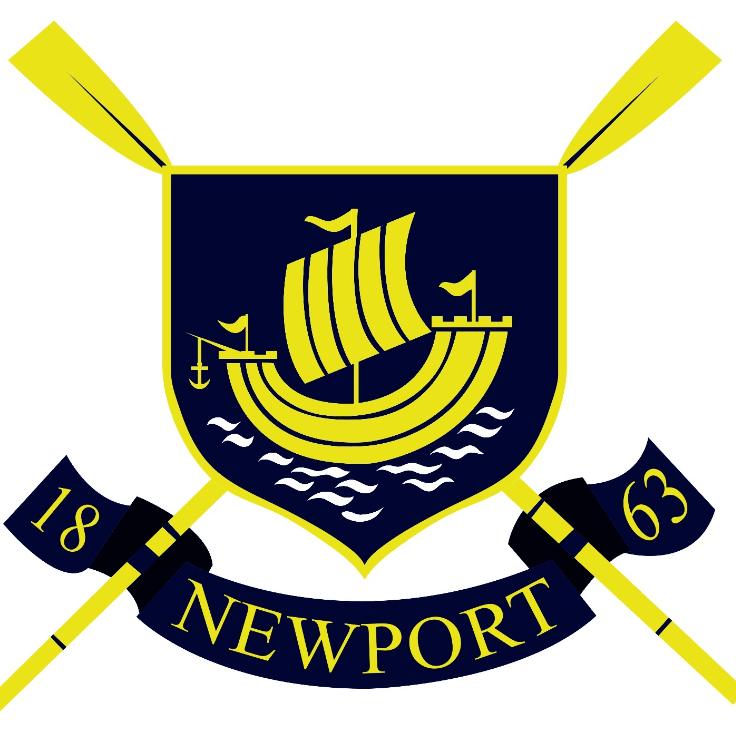 Newport Rowing Club cause logo