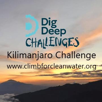 Dig Deep Kilimanjaro Challenge 2020 - Jasmin Davies