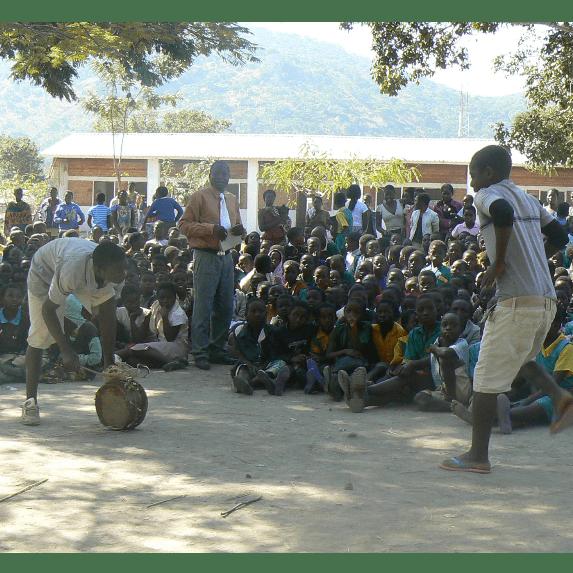 Dzenza Primary School  Malawi 2018 - Craig Binning