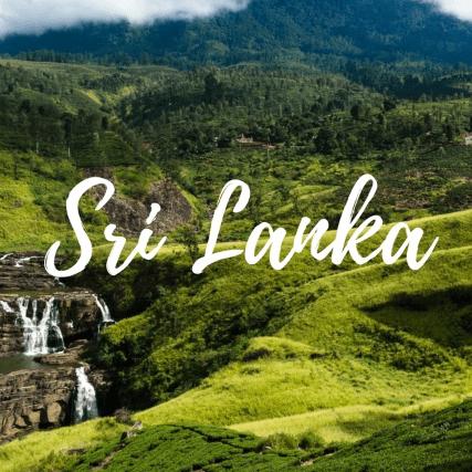 Sri Lanka 2019 - Sophia Williams