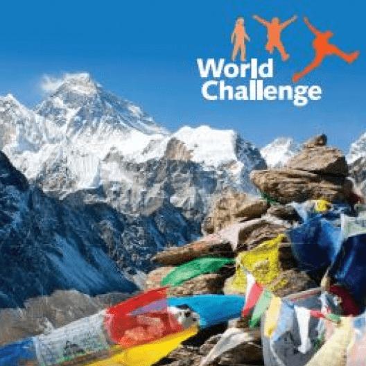 World Challenge Nepal 2020 - Alicia Robinson