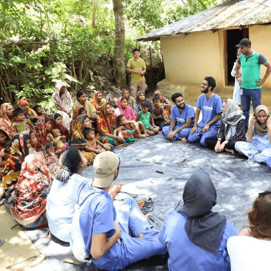 Selfless Elective Aid 2018 - Tazneem Chowdhury