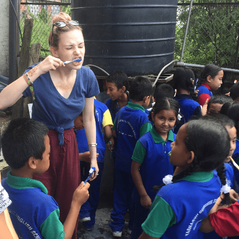 Projects Abroad Costa Rica 2018 -  Lydia Narramore