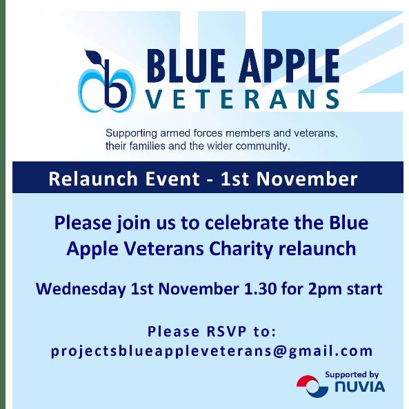 Blue Apple Veterans