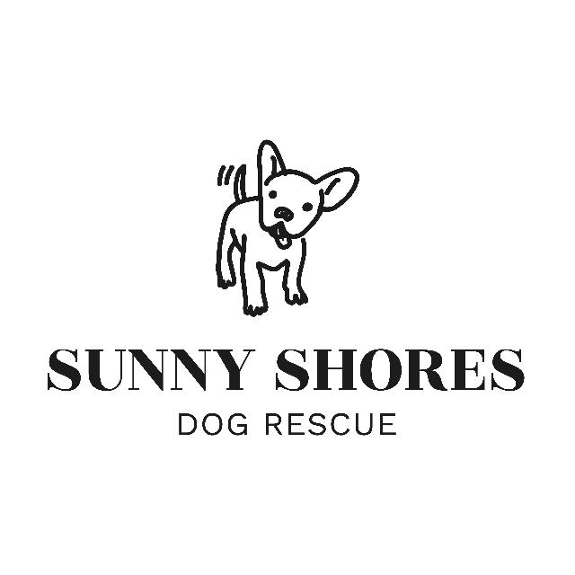Sunny Shores Dog Rescue cause logo