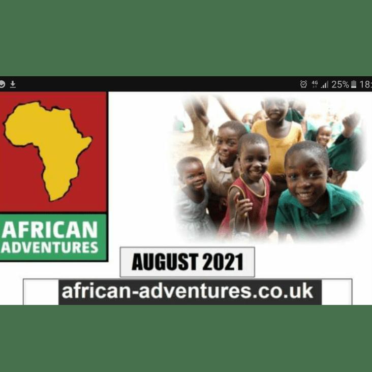 African Adventures Kenya 2021 Leila Betty