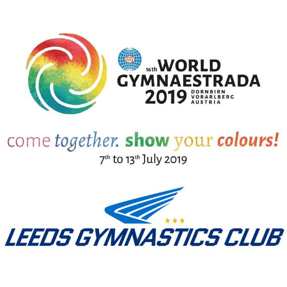Leeds Gymnastics Club - World Gymnaestrada 2019