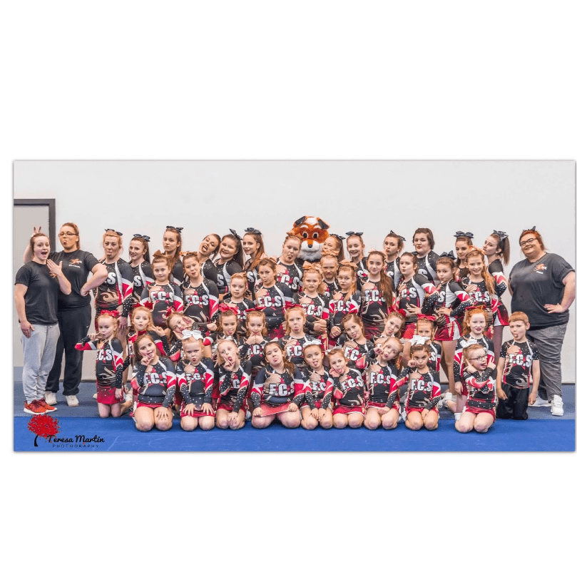 Firecrackers Cheer Squad