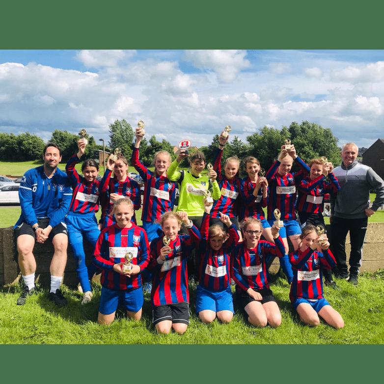 Wickerley Youth Girls Football club u13