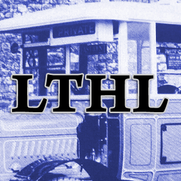 Local Transport History Library cause logo