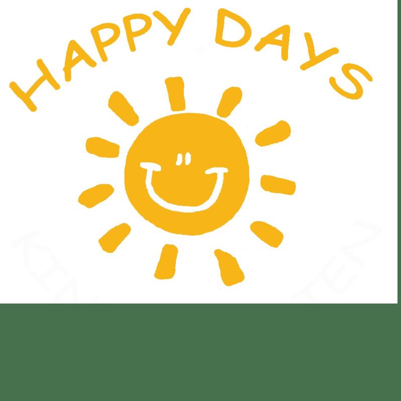 Happy Days Kindergarten - Beckenham cause logo
