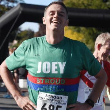 London Marathon 2020 for Victa - Joe Hill Pemberton