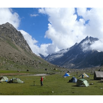 World Challenge Himalayas 2018 - Grace Lunn