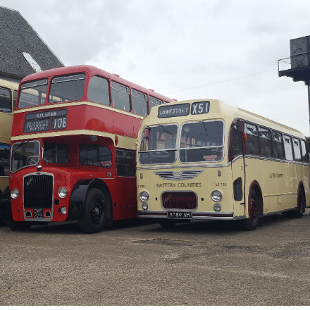 Eastern Transport Collection Society