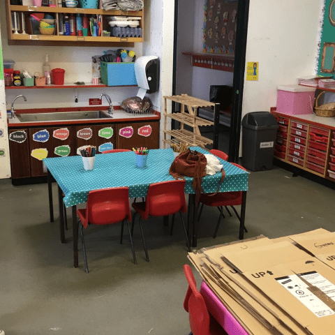 Wadebridge Primary Academy Reception