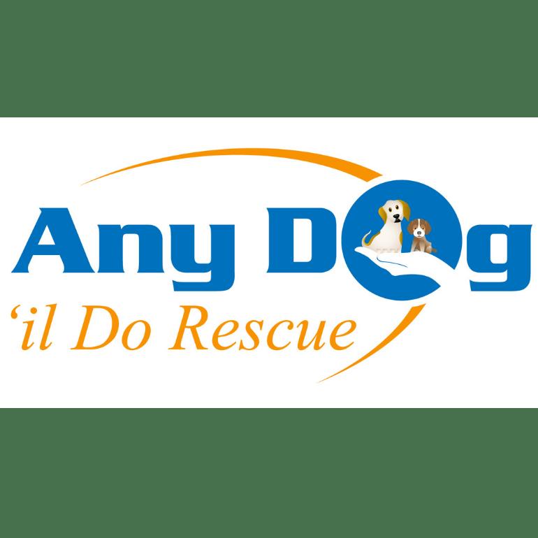 Any Dog'il Do Rescue cause logo