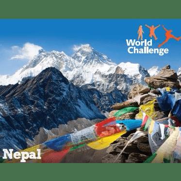 World Challenge Nepal 2018 - Greg Taylor