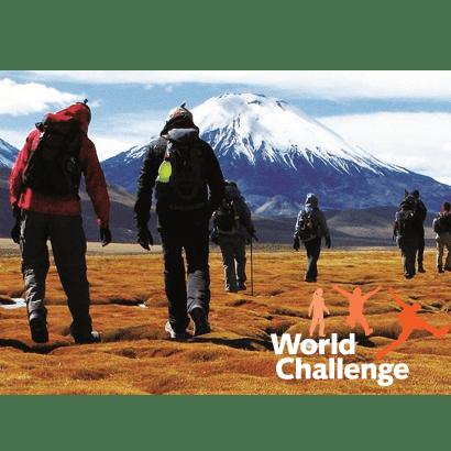 World Challenge Tanzania 2018 - Jasmine Mounir
