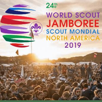 World Scout Jamboree USA 2019 - Wiltshire Scout Unit