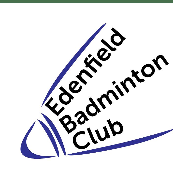 Edenfield Badminton Club