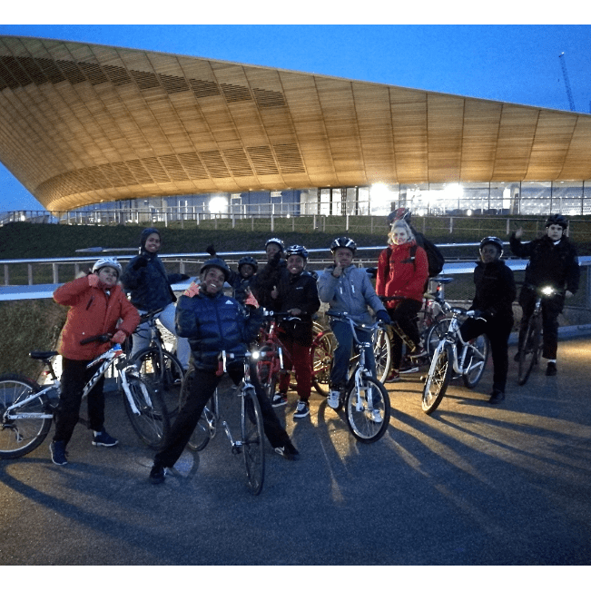 Cycling Club Hackney - Outreach