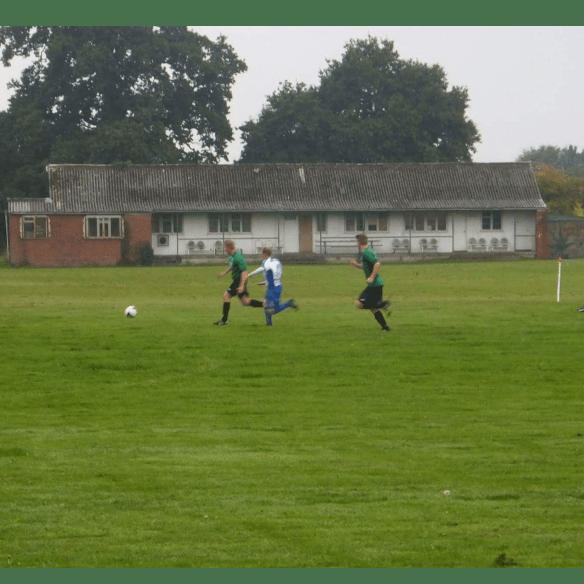 Huby Sports Pavillion, York