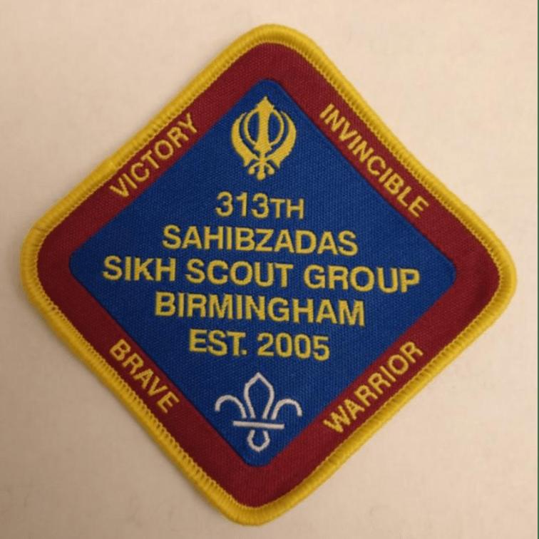 313th Sahibzadas Sikh Scouts Group