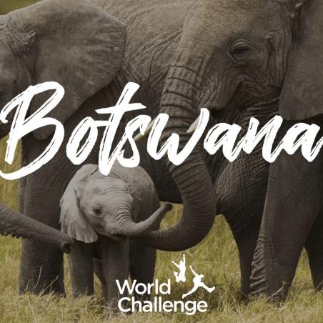 World Challenge Botswana 2020 - Harry Ward