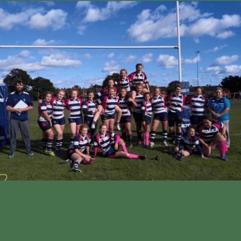 Havant Girls Rugby Team