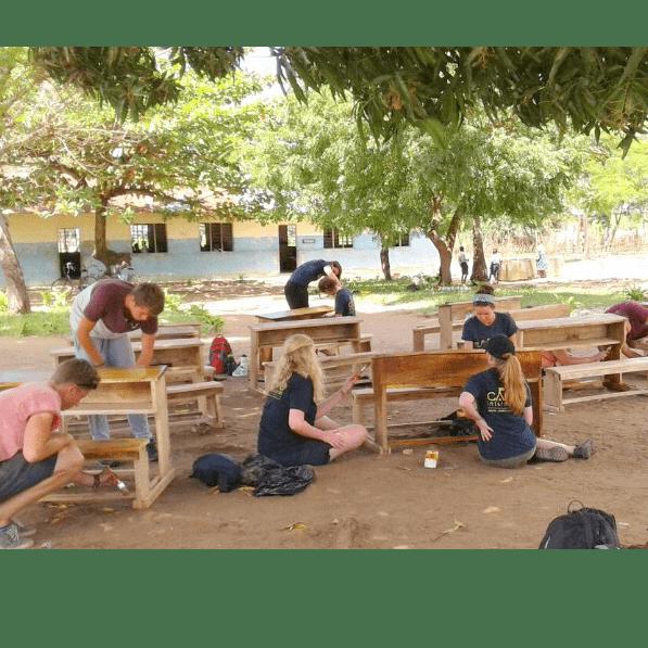 Camps International Tanzania 2021 - Connor Cooley-Balfour