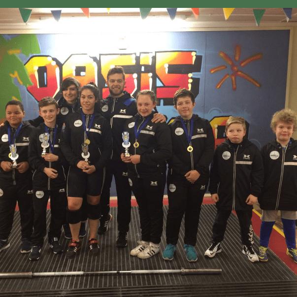 North Tyneside Barbells Weightlifting Club