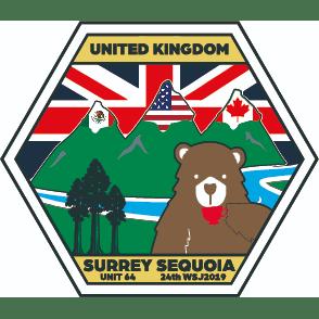 World Scout Jamboree USA 2019 - Jambo Unit 64
