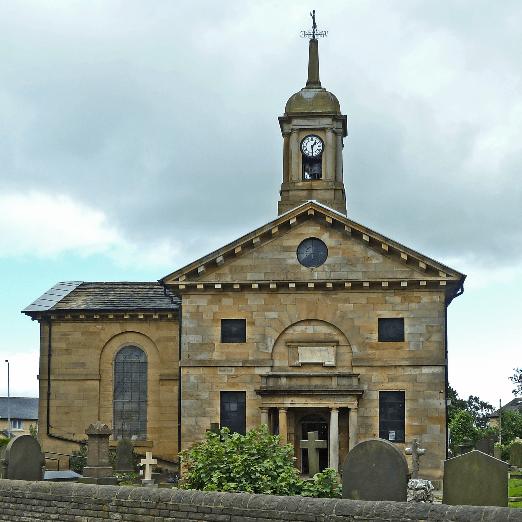 Bierley Church - Bradford