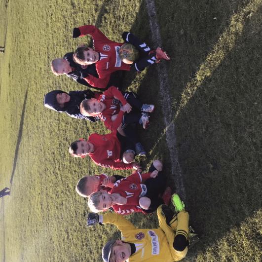 Redcar Athletic u7