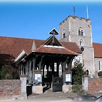 St Andrew's Church, Boreham