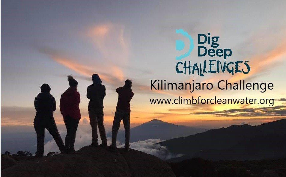 Dig Deep Kilimanjaro 2021 - Nina Sobierajska