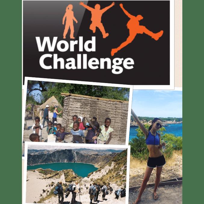 World Challenge Ecuador 2018 - Lucy McLean
