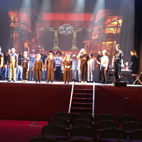 Spotlight Youth Theatre Group