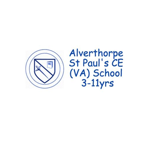 Alverthorpe St Paul's CE (VA) School 3-11 yrs