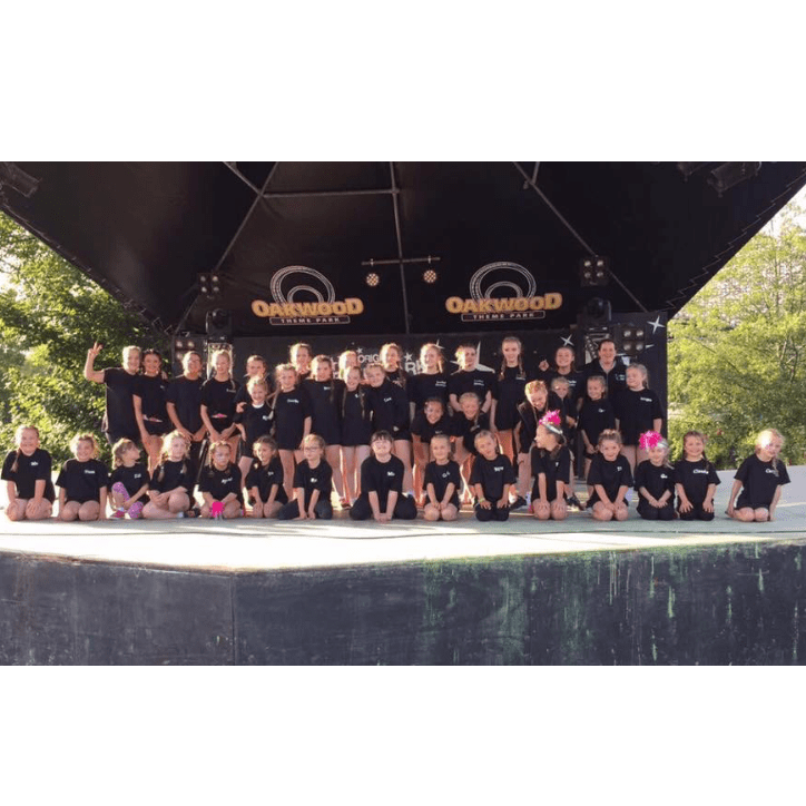 Celtic Beat School of Dance Support - Tour 2018
