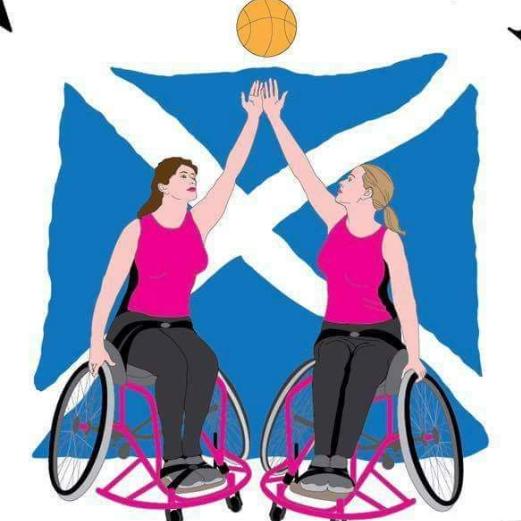 Women's Warriors Wheelchair Basketball