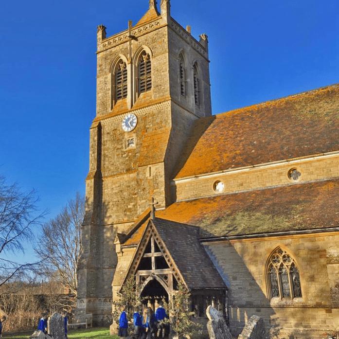 Suckley Church