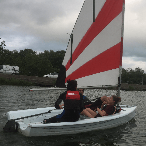 Rugby and Daventry Sailing Club