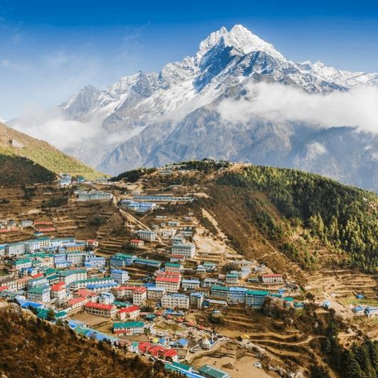 Nepal 2021 - Roshan Khan