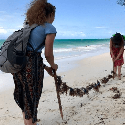 Global Action Zanzibar 2021 - Katie Monk