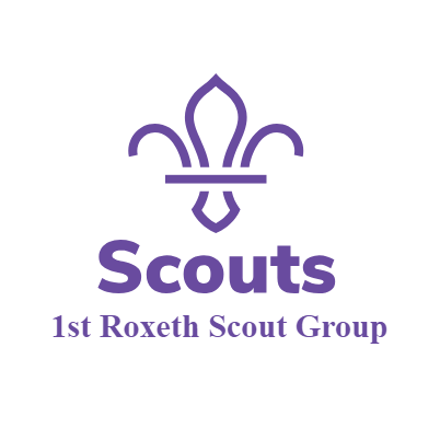 1st Roxeth Scout Group cause logo