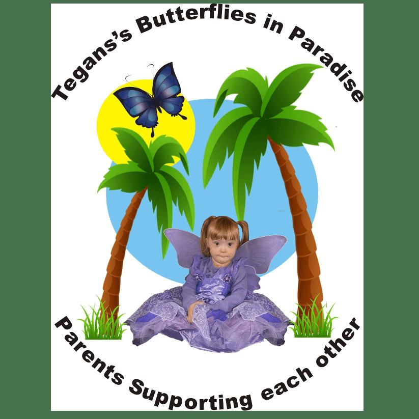 Tegan's Butterflies in Paradise