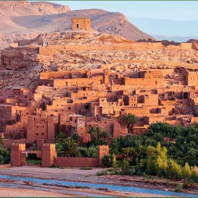 Morocco 2019 - Anya McOwen Wilson